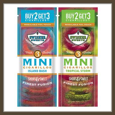 Swisher Mini Cigarillos 3 For 2