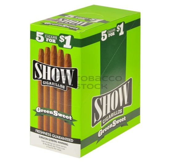Show Cigars and Cones